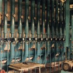 ניקוי קווי מים קרים בתעשייה